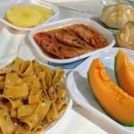 Middag på Lido Pesca S.R.L