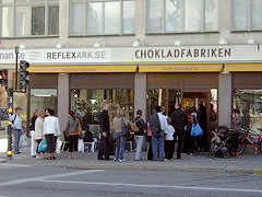 chokladfabriken på söder stockholm