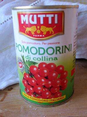tomatsås på burk