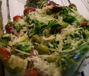 Italiensk sallad