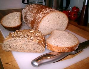 Sportextra och Solej GI-bröd