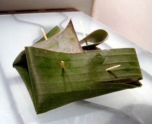 Bananbladspaket