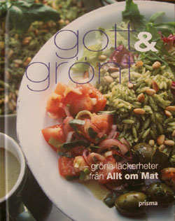 Gott & grönt - gröna läckherheter från Allt Om Mat