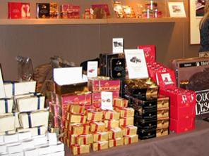 Choklad från Belgiska Chokladimporten