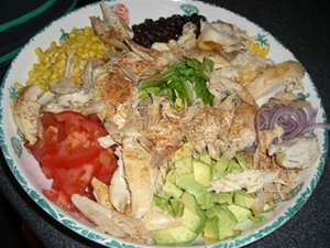Mexikansk sallad