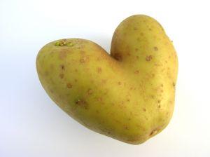 Hjärtpotatis
