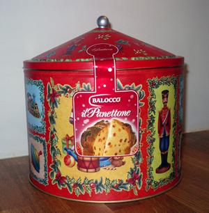 Italiensk julkaka