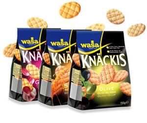 Wasa Knäckis