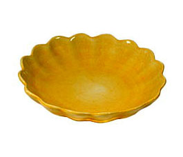 Gul ostronskål