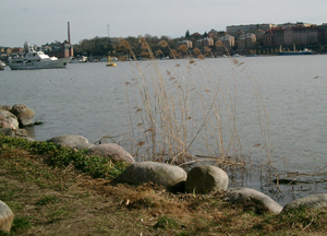 Över Riddarfjärden