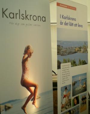 Min gamla hemstad Karlskrona