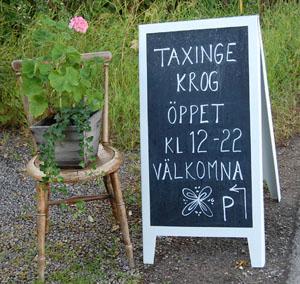 Taxinge Krog