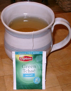 Lipton Tchaé Green Tea Mint