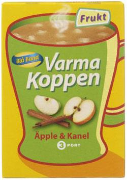 Varma Koppen, Äpple & Kanel