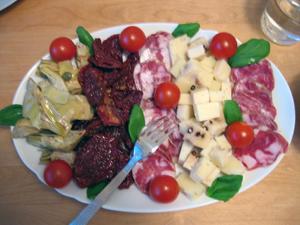 delikatesser från Sicilien