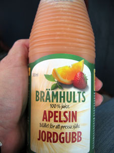 Brämhults Apelsin & Jordgubb - Marias val
