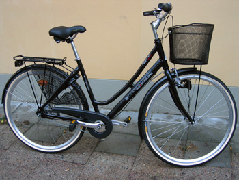 finfina cykeln