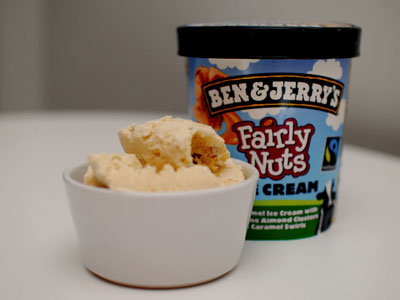 Ben & Jerry's Fairly Nuts