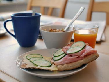 Varuprover till frukost
