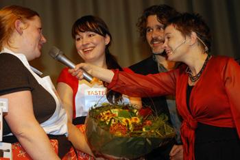 Anne, Dagmar, Erik Haag och Lisa Förare Winbladh