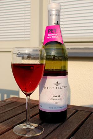 Bra förpackning, mindre bra vin
