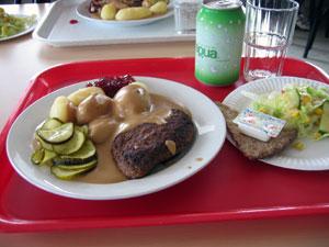 Mat för hungriga racerförare