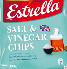 Estrella Salt&Vinegar