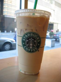 Starbucks islatte