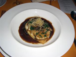 Mer mat på Restaurant 2941