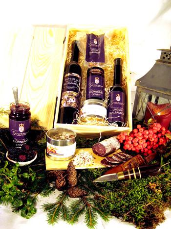 Vinn en presentlåda från Gourmet Sweden!