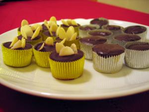 Lottas sweets och Kahlua-tryfflar